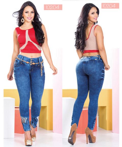 Pantalones Colombianos Cheviotto Venta De Ropa De Mujer