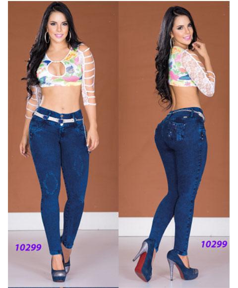 327eac69f1d8 Ropa colombiana en Zaragoza Pantalones levantacola ®