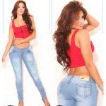 jeans colombianos en Valencia