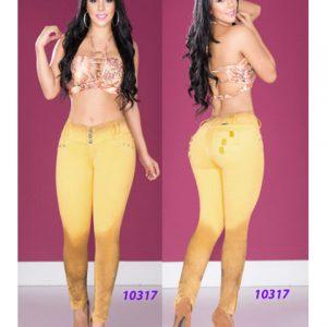 Pantalones colombianos en Lugo