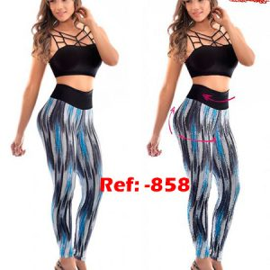 leggins reductores colombianos