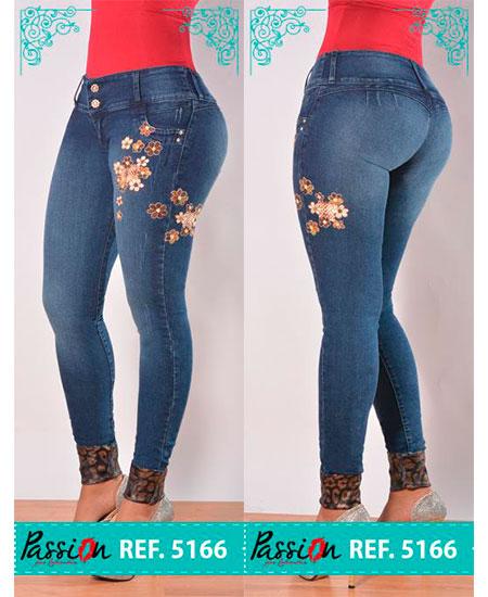 Pantalones colombianos en sevilla