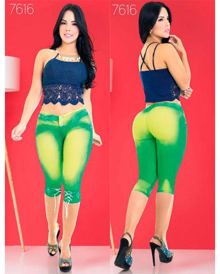 Pantalones cortos colombianos en Barcelona