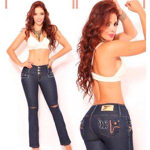Jeans colombianos online en España