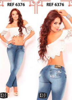 Jeans colombianos en Extremadura