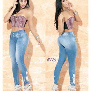 Pantalones colombianos en Getafe