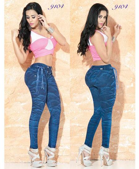 Pantalones colombianos en alicante