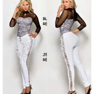 Jeans colombianos en Barcelona