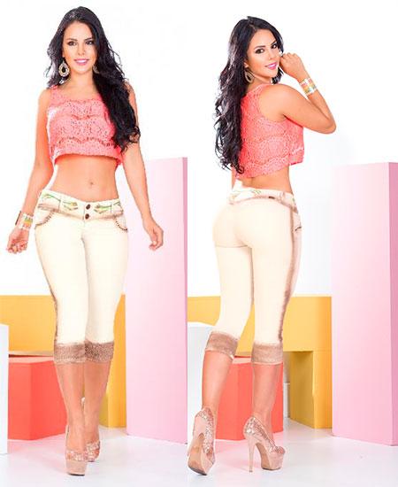 pantalones colombianos en sevilla verano