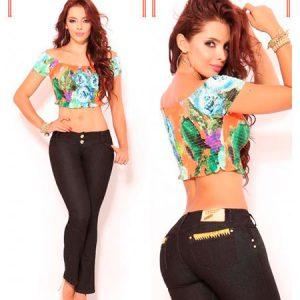 2ab51f963b Jeans colombianos baratos 💎 venta de ropa de mujer levanta glúteos 👈