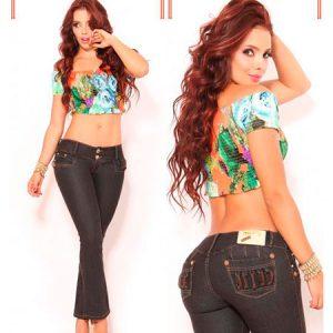 19c6daa141 Jeans colombianos baratos 💎 venta de ropa de mujer levanta glúteos 👈