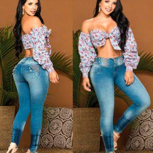 Pantalones colombianos en Zaragoza