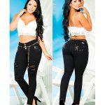 Jeans colombianos en Zaragoza