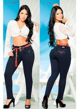 Jeans colombianos en Santander