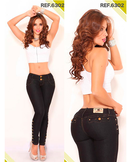 Jeans colombianos baratos online
