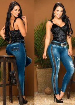 Jeans levanta cola en Murcia