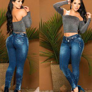 Jeans levanta cola en Vizcaya
