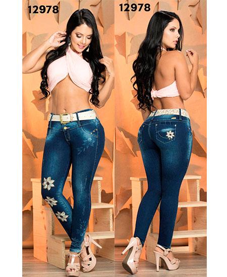 Jeans levanta cola colombianos en Bilbao