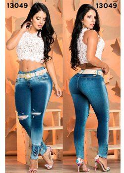 Jeans levanta cola colombianos en España
