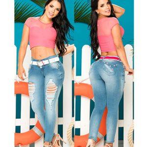 Pantalones colombianos en Canet de Mar