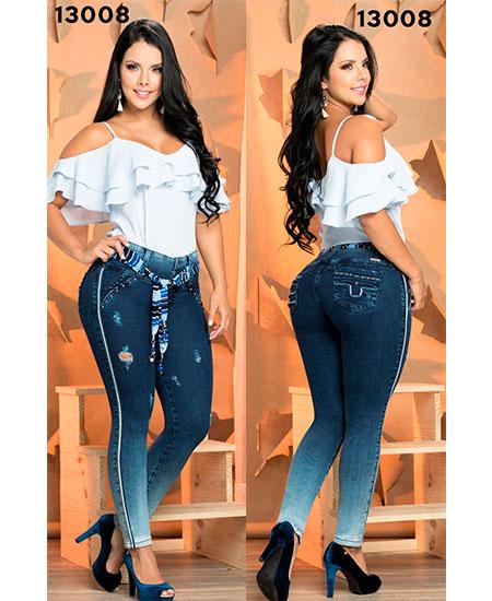 Pantalones colombianos levanta cola en Ciudad Real