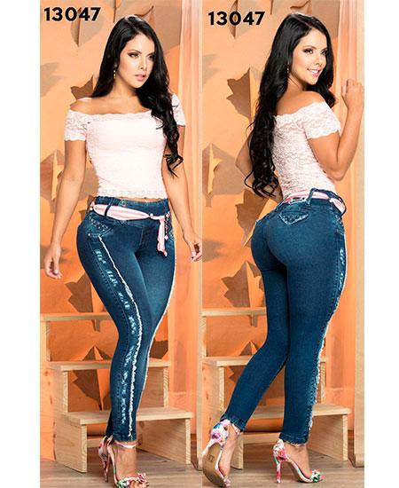 Pantalones colombianos en Valencia