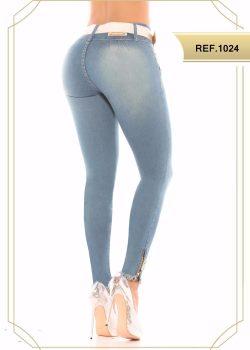 Jeans colombianos levanta cola en Pamplona