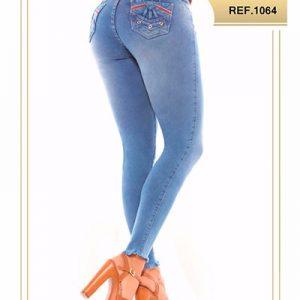Pantalones colombianos en Elche