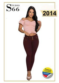 Latinmoda Jeans Levanta Cola Pantalones Colombianos En Espana